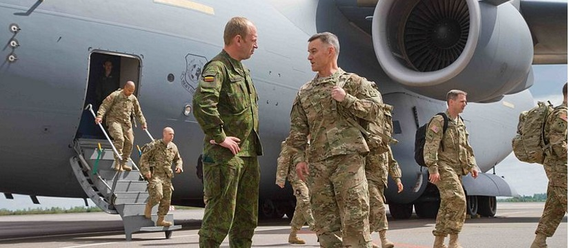 Defence24: Amerykańskie Wojska W Europie Będą Kierowane Z