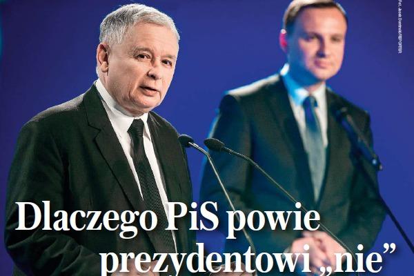 """wpolityce.pl - """"Oni po prostu odjechali!"""", czyli kulisy relacji prezes Kaczyński - prezydent Duda. Co będzie dalej? Ważny artykuł Jacka Karnowskiego"""