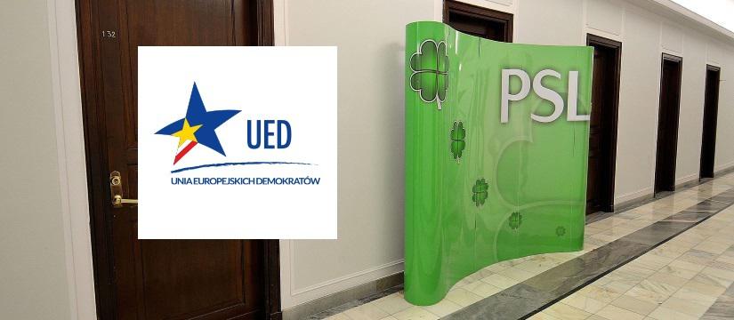 e3febe3cc96c Czy krążące pogłoski o wejściu posłów z koła Unii Europejskich Demokratów  do klubu Polskiego Stronnictwa Ludowego są prawdziwe  Przewodniczący koła  UED w ...
