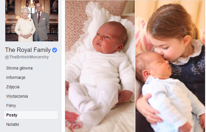 Siostra Louisa Tomlinsona Picture: William I Kate Opublikowali Dwa Pierwsze Zdjęcia Małego Louisa