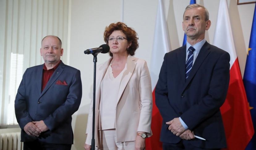 NASZ WYWIAD. Prof. Maliszewski: Gdyby Na Czele ZNP I FZZ