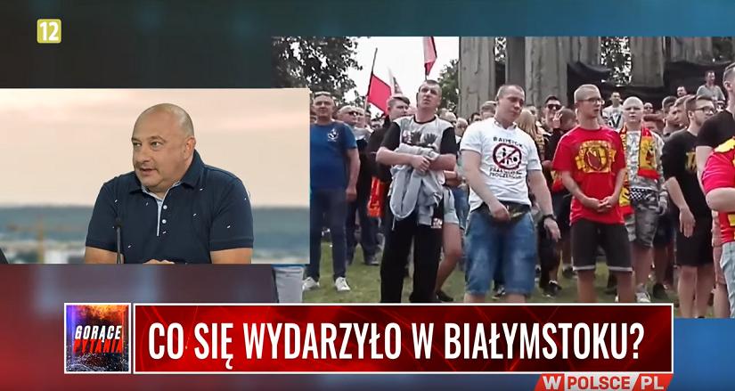 Płużański Krytykuje Truskolaskiego: Ja Bym Go Nazwał