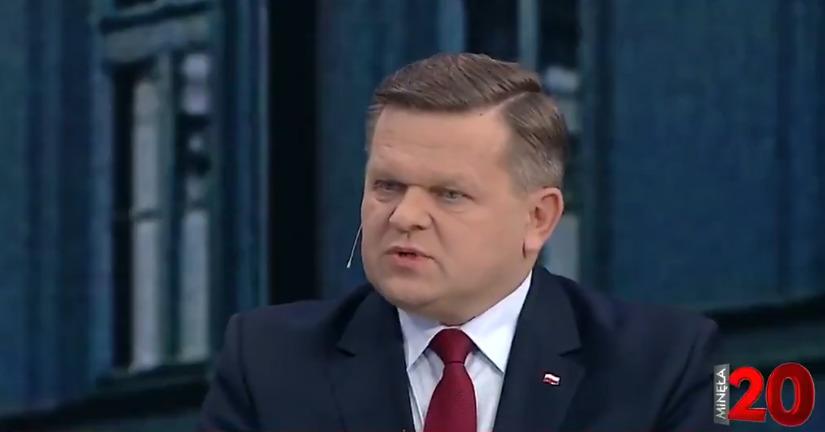 """Skurkiewicz: """"Andrzej Duda startując w wyborach w 2015 ..."""