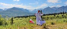 Fot. Alaska 2015/materiały prywatne ks. D. Oko