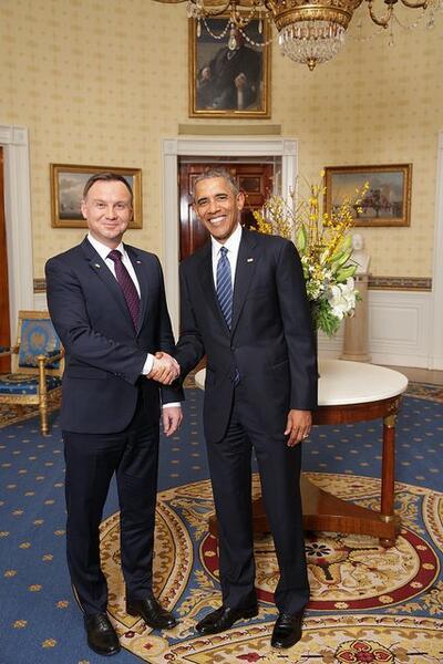 Alle numer! Czyżbym zmienił plany Kijowskiego, ... i Obamy?