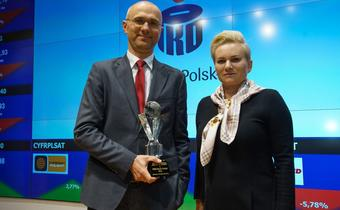 "PKO BP zdobył nagrodę ""The Best of The Best"""