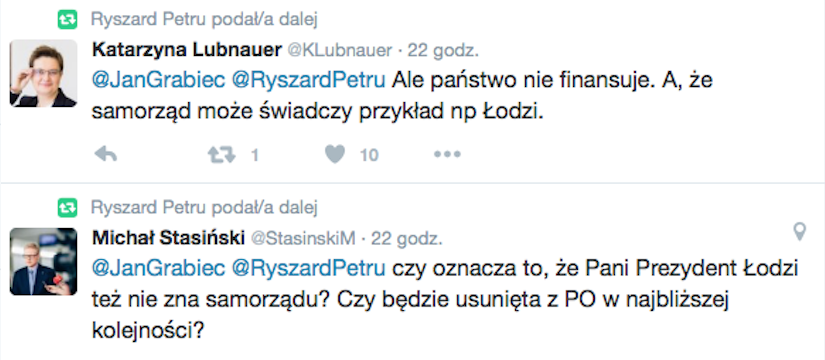 fot. Michał Stasiński/twitter