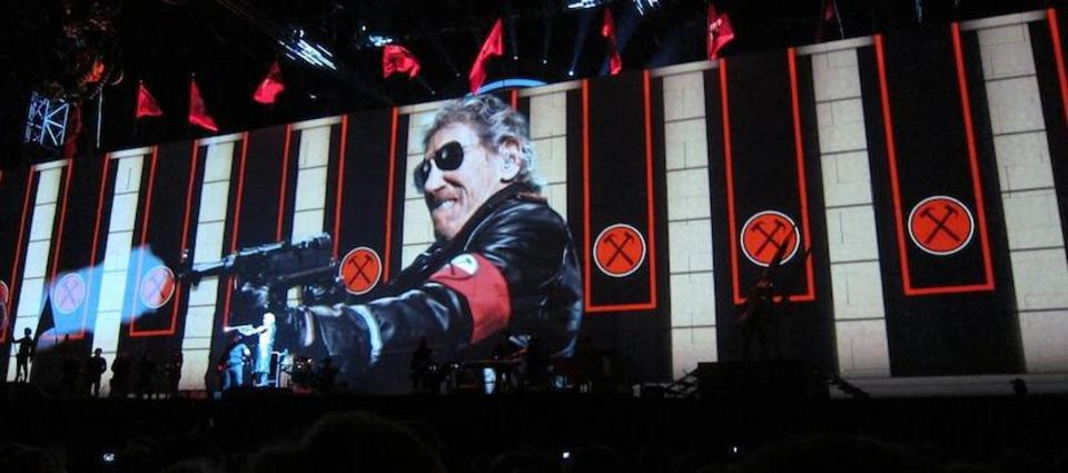 Roger Waters podczas koncertu w Berlinie (2013) / autor: Brain Damage