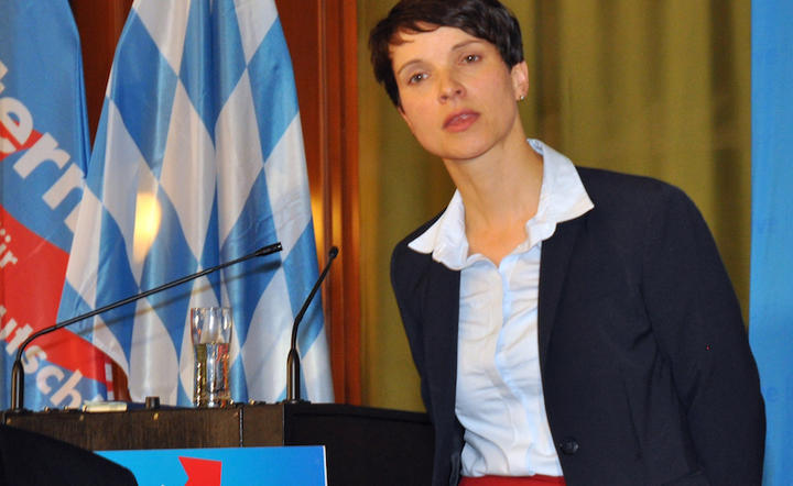 Frauke Petry, fot. Harald Bischoff/CC BY-SA 3.0
