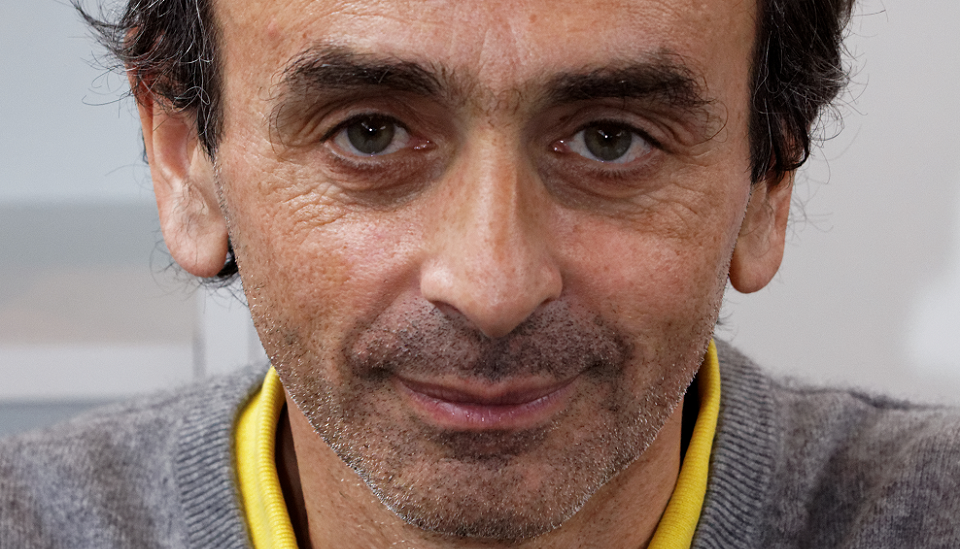 Eric Zemmour / autor: Thesupermat/commons.wikimedia.org/CC 3.0