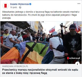 autor: Facebook/@wyborcza