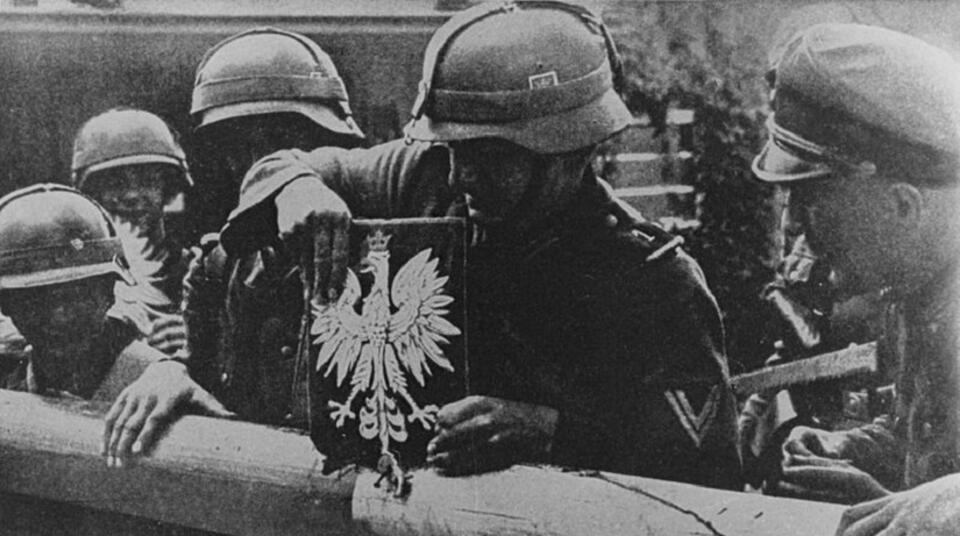 Brutalna napaść Niemców. 1 września 1939 roku wybuchła IIWŚ