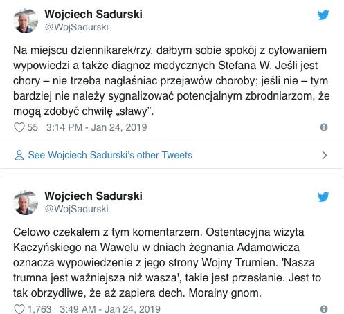 autor: Twitter/Wojciech Sadurski