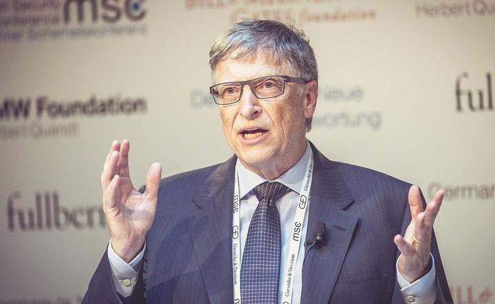 Bill Gates / autor: Wikipedia.org