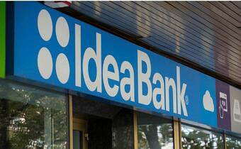 Idea Bank tonie w stratach