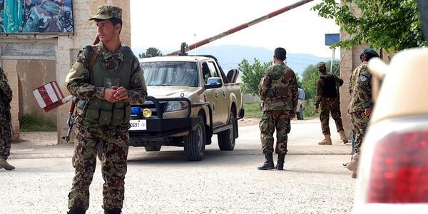 afgańska armia wojskowa