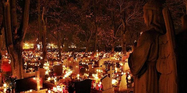 Halloween A Wszystkich świętych Kres Naszej Cywilizacji