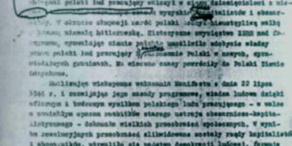 Konstytuta Ludowa Stalin Zgłosił Blisko 50 Poprawek Które