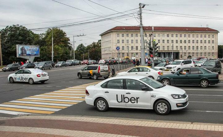 Uber / autor: NurPhoto / Contributor / Getty