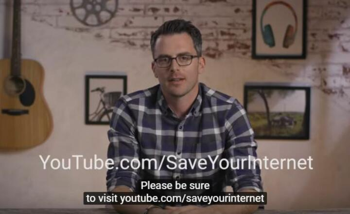 Save Yout Internet / autor: YouTube