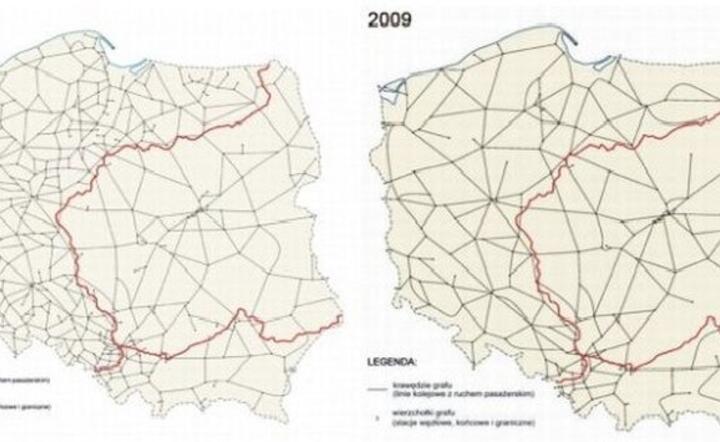 Juz Niedlugo Z Mapy Polski Zniknie 2000 Km Linii Kolejowej