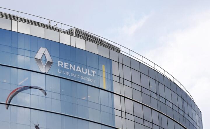 Siedziba Renault
