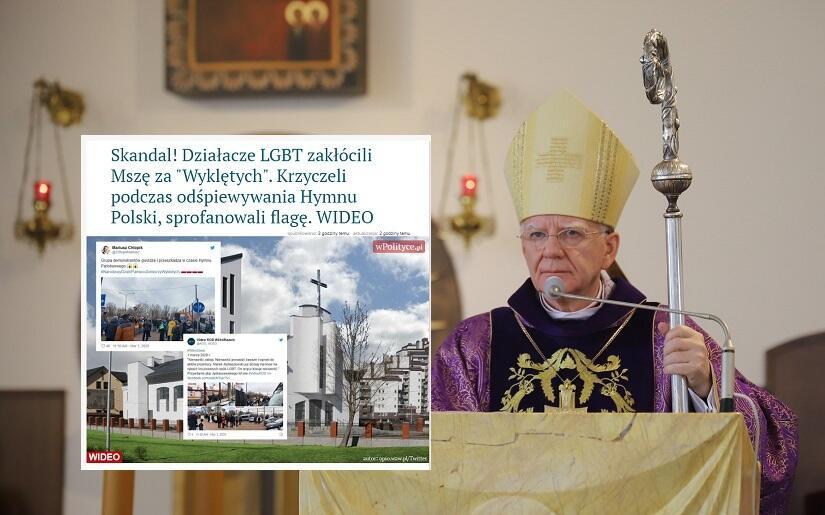 Abp Marek Jędraszewski / autor: Biuro Prasowe Archidiecezji Krakowskiej; wPolityce.pl