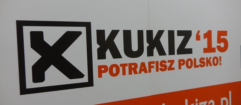 Kukiz '15 / autor: Fratria