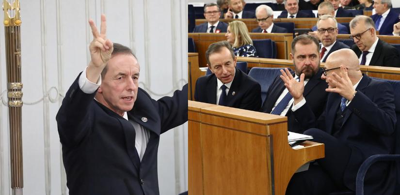 Marszałek Tomasz Grodzki / autor: PAP/Flickr: Senat