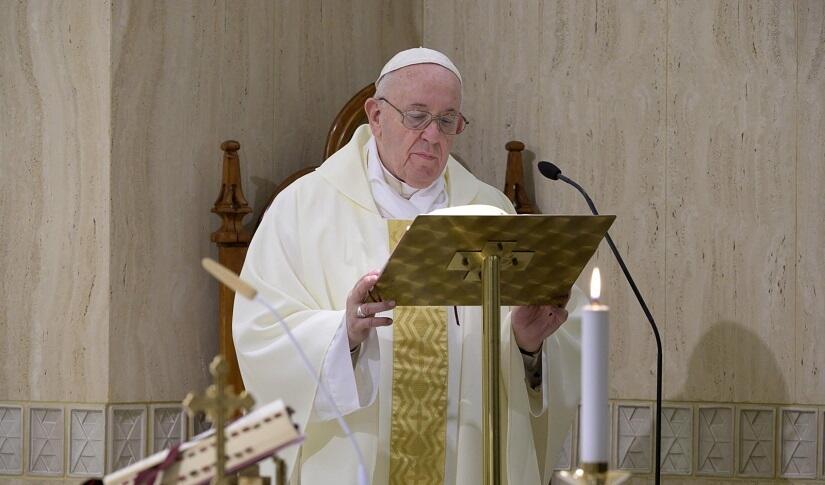 Papież Franciszek / autor: PAP/EPA