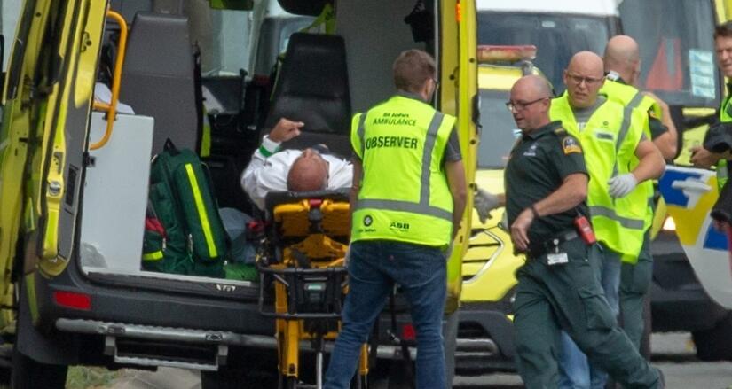 Atak W Nowej Zelandii Hd