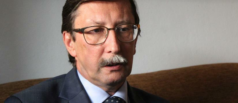 Prof. Jan Żaryn, senator PiS / autor: Fratria