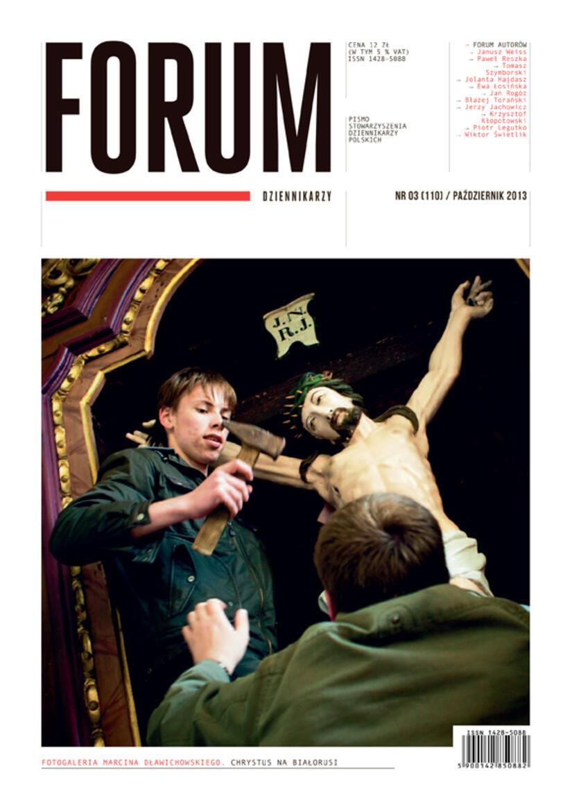 1609cde256 Jesienne Forum Dziennikarzy  exodusu z zawodu. To już nie są pojedyncze  przypadki