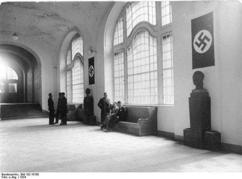 Hitler Hauptquartier
