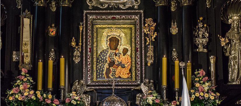 Znalezione obrazy dla zapytania modlitwa wynagradzająca za profanacje