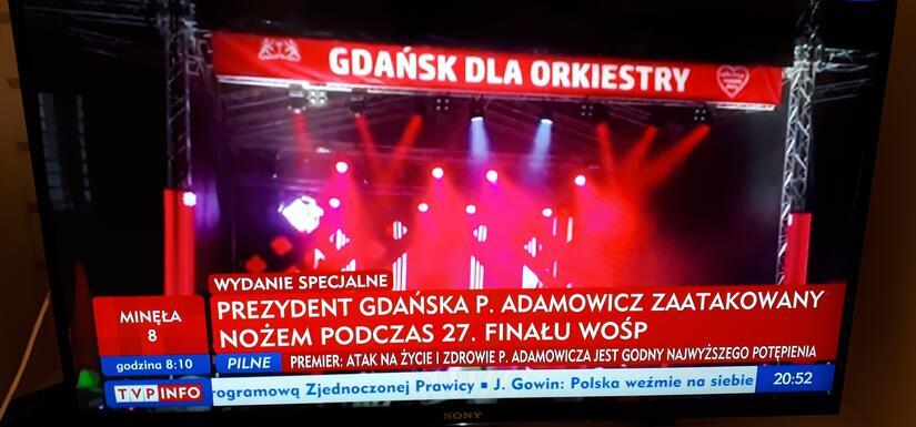 90ef14a1bf7f4f Połowa ochroniarzy zabezpieczających gdański finał WOŚP nie miała 18 lat.