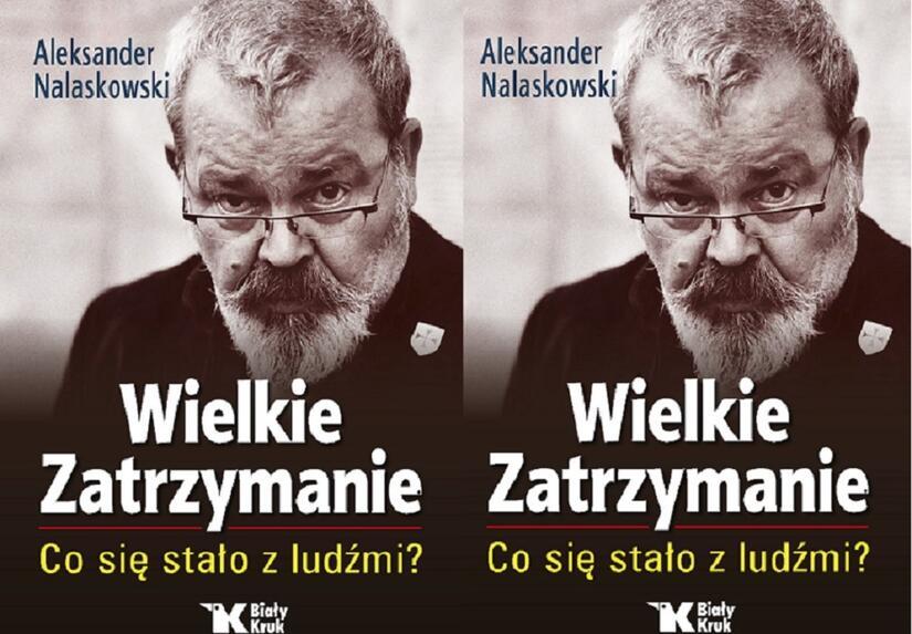 Prof. Aleksander Nalaskowski/  / autor: Wydawnictwo Biały Kruk