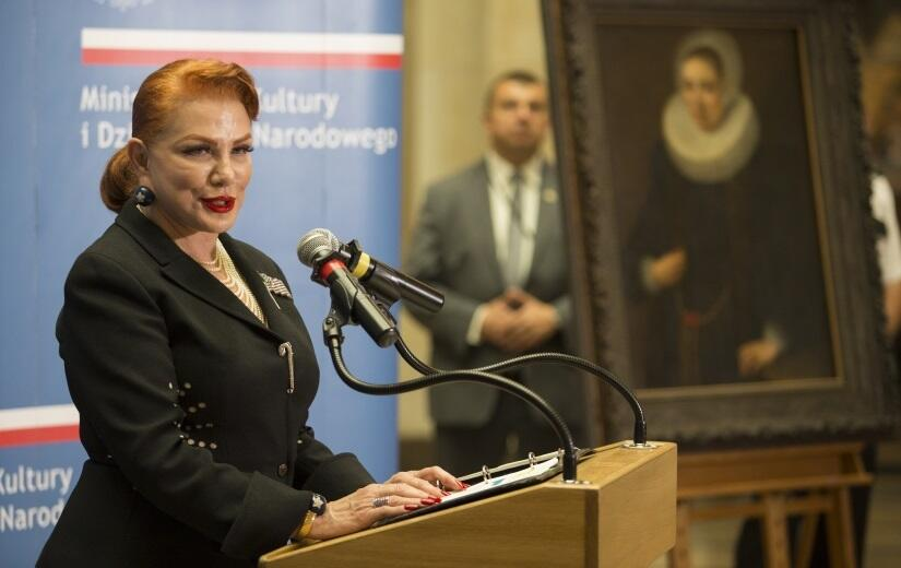 Georgette Mosbacher / autor: Fratria