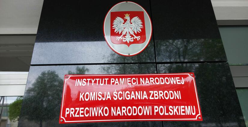 Instytut Pamięci Narodowej/Institute of National Remembrance / autor: wPolityce.pl