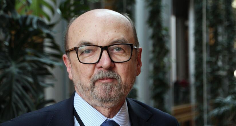 Prof. Ryszard Legutko / autor: wPolityce.pl