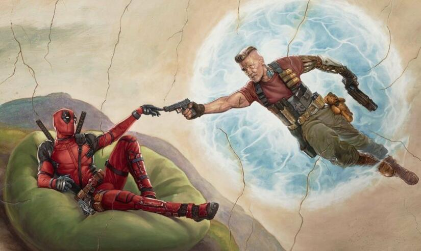 """Deadpool 2"", reż: David Leitch, dystr: Imperial Cinepix"