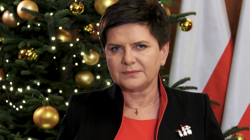 Beata Szydło / autor: YouTube