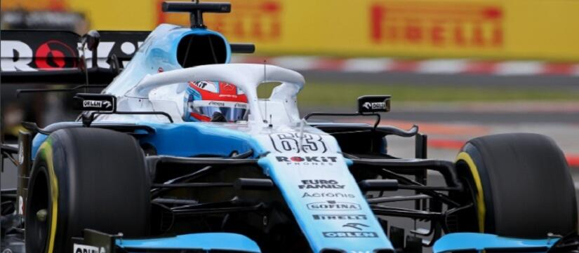 autor: twitter ROKiT WILLIAMS RACING @WilliamsRacing