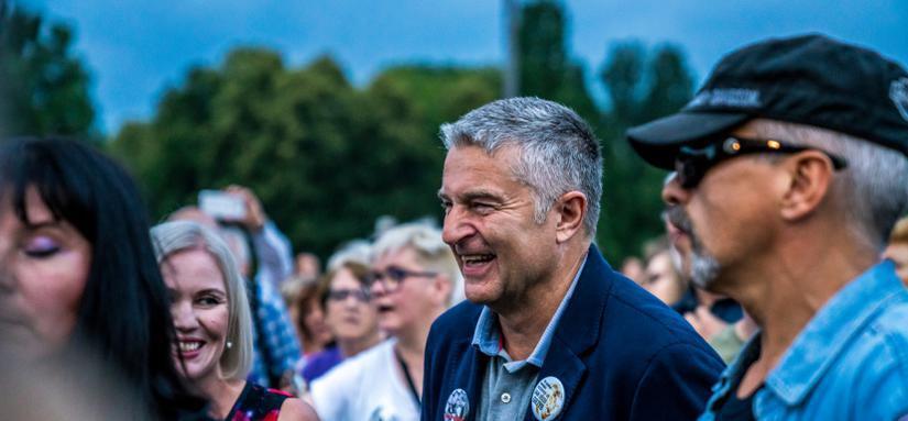 Frasyniuk Władysław / autor: Fratria