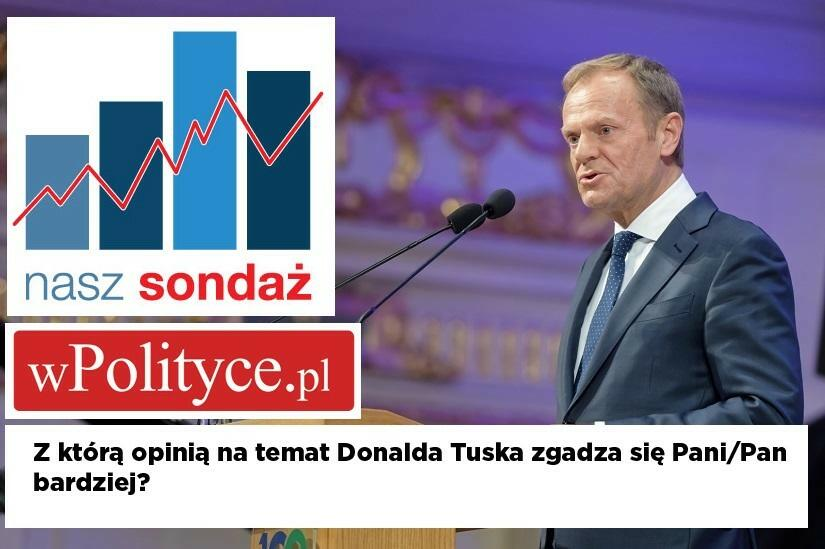 Donald Tusk / autor: Fot. wPolityce.pl