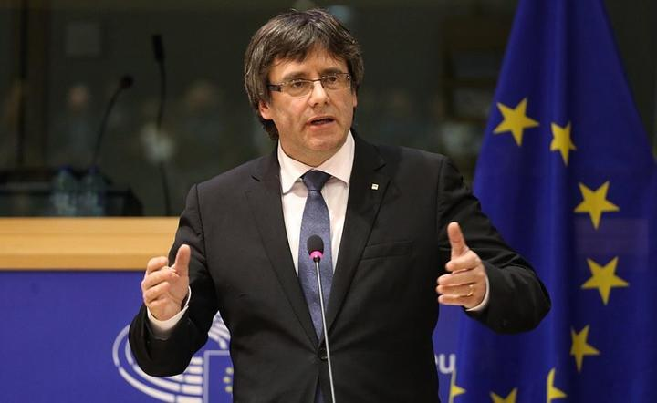 Carles Puigdemont / autor: commons.wikimedia.org
