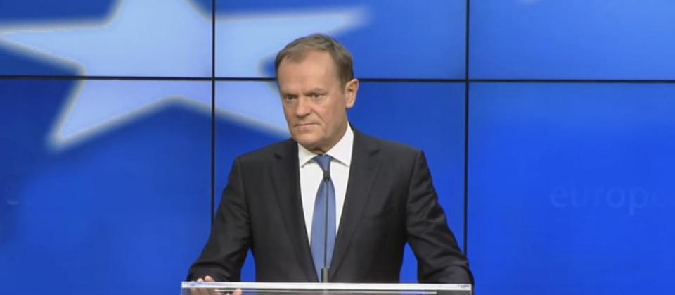 Donald Tusk / autor: YouTube
