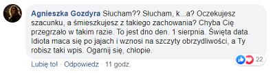 autor: Facebook/Agnieszka Gozdyra