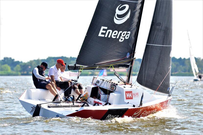 Energa 77 Racing Team żeglarskim mistrzem Polski / autor: Energa