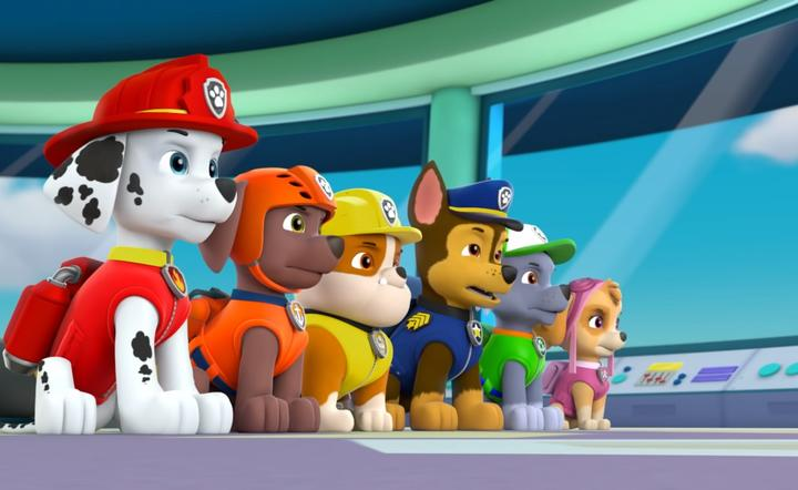 PAW Patrol & Abby Hatcher Crossover! Team Up for the Rescue! / autor: PAW Patrol Official & Friends